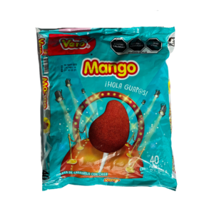 Vero Mango con Chili, 640g