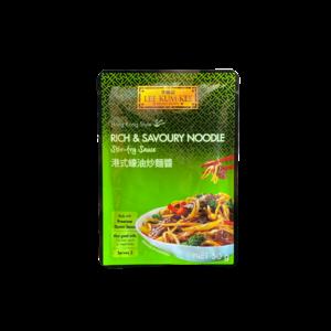 Lee Kum Kee Lee Kum Kee Rich & Savoury Noodle Stir Fry, 50g