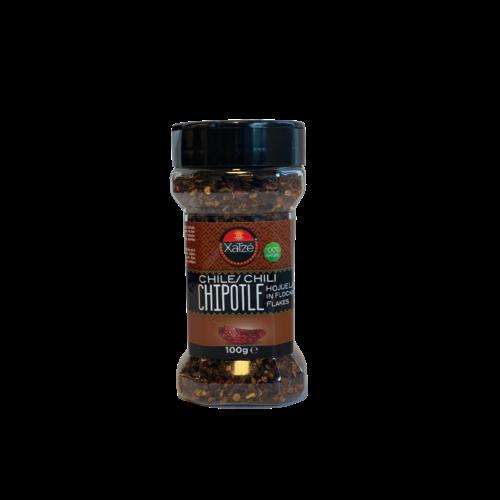 Xatze Xatze Chipotle Chili Flakes, 100g