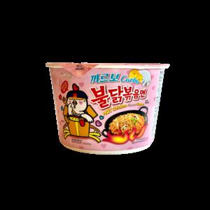 Samyang Samyang Hot Chicken Ramen Carbo Bowl, 105g