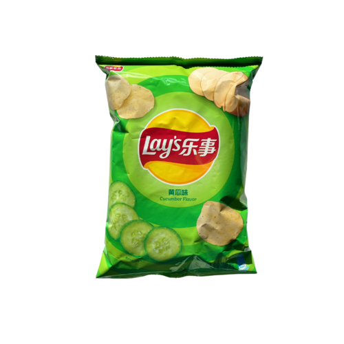 Lay's Cucumber Flavour Chips, 70g
