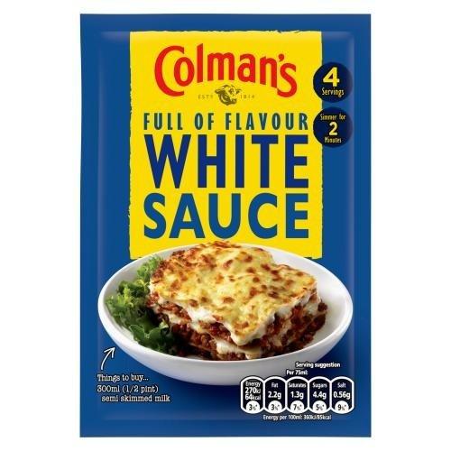 Colman's Colman's White Sauce, 25g