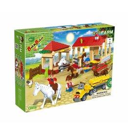 BanBao 8571 - Paardenstallen