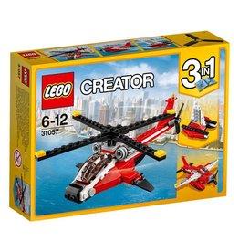 LEGO LEGO Creator 31057 - Rode Helikopter