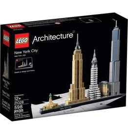 LEGO LEGO Architecture 21028 - New York