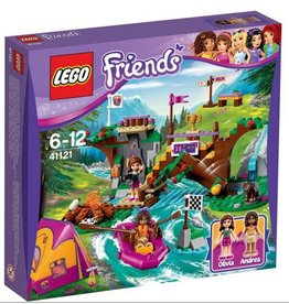 LEGO LEGO Friends 41121 - Avonturenkamp Wildwatervaren