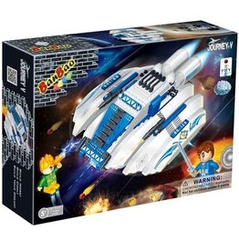 BanBao 6408 - Space Fighter BB-129