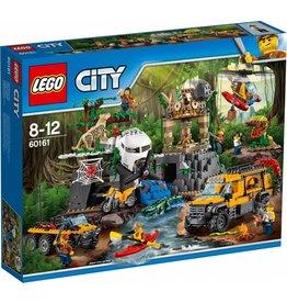 LEGO LEGO City 60161 - Jungle Onderzoekslocatie