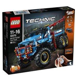 LEGO LEGO Technic 42070 - 6x6 All Terrain Sleepwagen