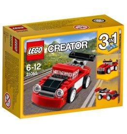LEGO LEGO Creator 31055 - Rode Racewagen