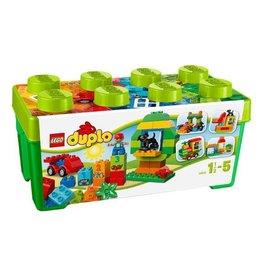 LEGO DUPLO  LEGO DUPLO 10572 - Alles is een doos groen