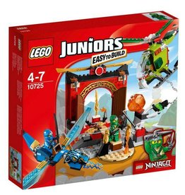 LEGO LEGO Juniors 10725 - Verloren Tempel