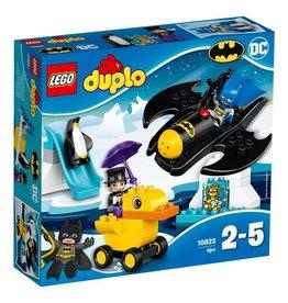 LEGO LEGO DUPLO 10823 - Batwing Avontuur