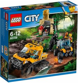 LEGO LEGO City 60159 - Jungle missie met halfrupsvoertuig