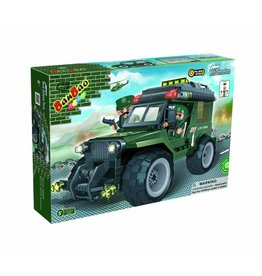 BanBao BanBao 8255 - Leger Jeep