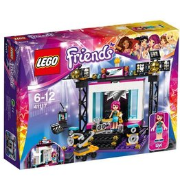 LEGO LEGO Friends 41117 - Popster TV-Studio