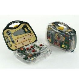 Bosch Mini Bosch Mini 8428 - Gereedschapskoffer met accu schroefmachine