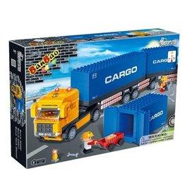 BanBao 8763 - Vrachtwagen