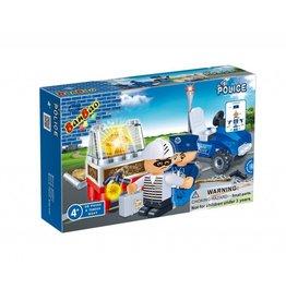 BanBao 8347 - Politieagent en Dief