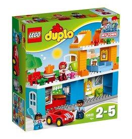 LEGO DUPLO  LEGO DUPLO 10835 - Familiehuis