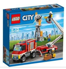 LEGO LEGO City 60111 - Brandweer Hulpvoertuig