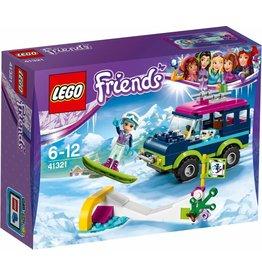 LEGO LEGO Friends 41321 - Wintersport Terreinwagen