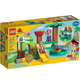 LEGO DUPLO  LEGO Duplo 10513 - Nooitgedachtland schuilplaats