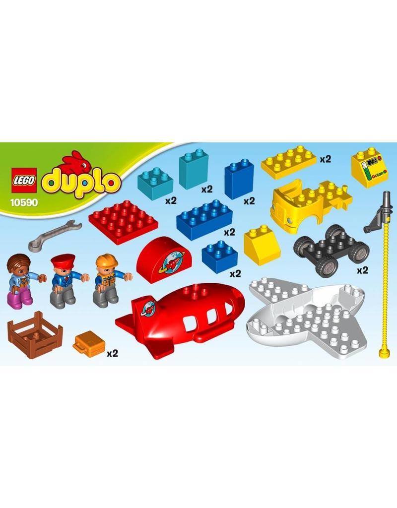 LEGO DUPLO  LEGO DUPLO 10590 - Vliegveld