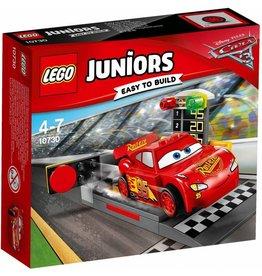 LEGO LEGO Juniors 10730 - Bliksem McQueen Snelle Lanceerder