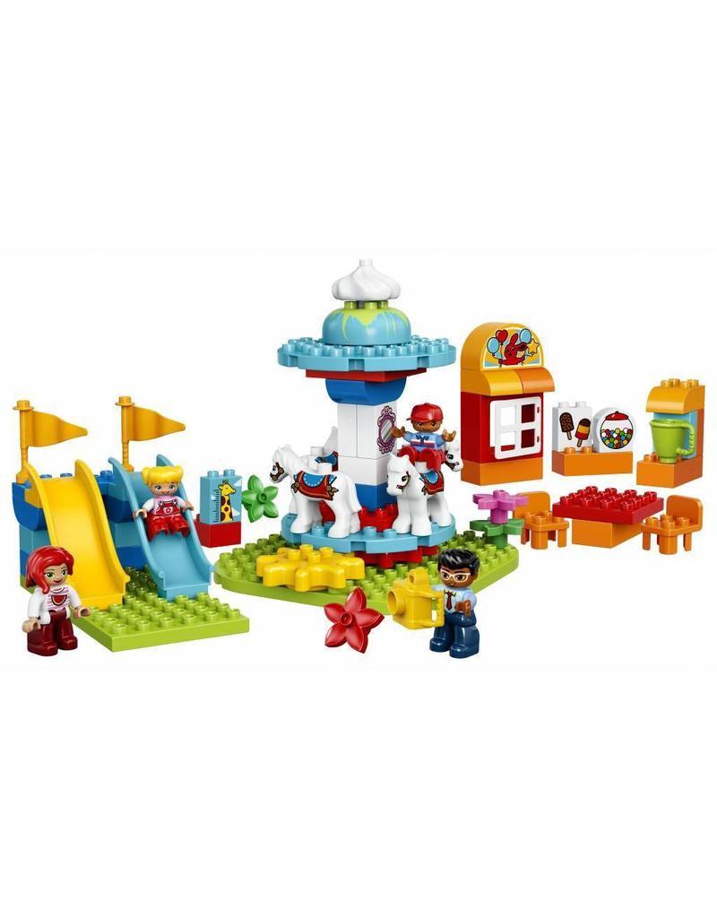 LEGO DUPLO  LEGO DUPLO 10841 - Familiekermis