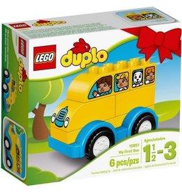LEGO DUPLO  LEGO DUPLO 10851 - Mijn eerste bus