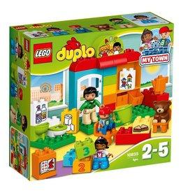 LEGO DUPLO  LEGO DUPLO 10833 - Kleuterklas