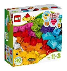 LEGO DUPLO  LEGO DUPLO 10848 - Mijn eerste bouwstenen