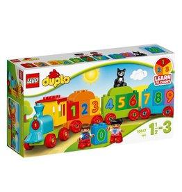 LEGO DUPLO  LEGO DUPLO 10847 - Getallentrein