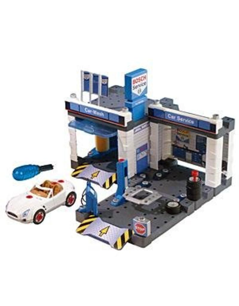 Bosch Mini Bosch Mini 8647 - Garagewerkplaats met carwash