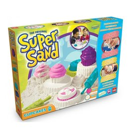 SuperSand Super Sand Cupcakes