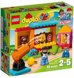 LEGO DUPLO  LEGO DUPLO 10839 - Schiettent