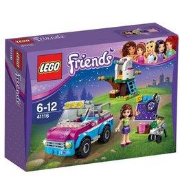 LEGO LEGO Friends 41116 - Olivia's Onderzoeksvoertuig