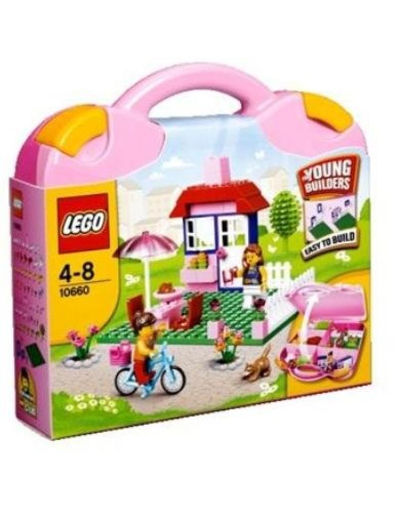 LEGO LEGO 10660 - Roze koffer