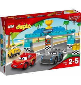 LEGO DUPLO  LEGO DUPLO 10857 - Piston Cup Race