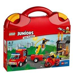 LEGO LEGO Juniors 10740 - Brandweerkoffer