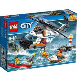 LEGO LEGO City 60166 - Zware Reddingshelikopter