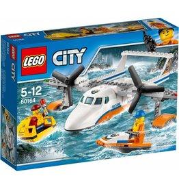LEGO LEGO City 60164 - Reddingswatervliegtuig