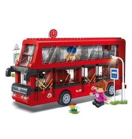 BanBao 8769 - Dubbeldekkerbus