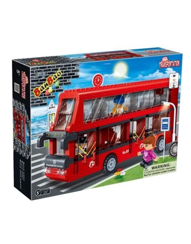 BanBao BanBao 8769 - Dubbeldekkerbus