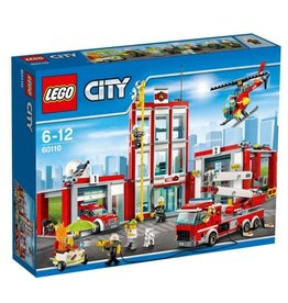 LEGO LEGO City 60110 - Brandweerkazerne