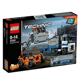 LEGO LEGO Technic 42062 - Containertransport
