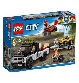 LEGO LEGO City 60148 - ATV Raceteam