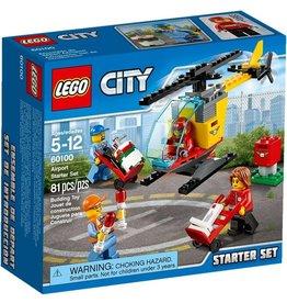 LEGO LEGO City 60100 - Vliegveld Starterset