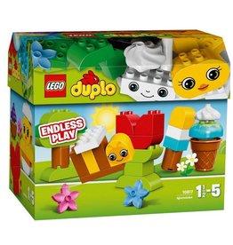 LEGO DUPLO  LEGO DUPLO 10817 - Creatieve Kist